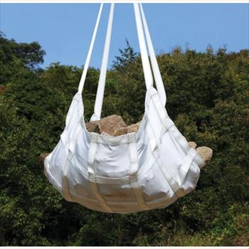 明大(株) ロックスリング マスク形ベルトモッコ 1800×1800 (シートあり) [ BM4H18 ]