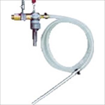 アクアシステム(株) アクアシステム 液体専用エア式掃除機 オイル用クローズペール缶専用ポンプ [ APPQ ]