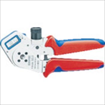 KNIPEX社 9752-63DG デジタル圧着ペンチ オレンジB [ 975263DG ]