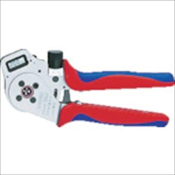 KNIPEX社 9752-65DG デジタル圧着ペンチ オレンジB [ 975265DG ]