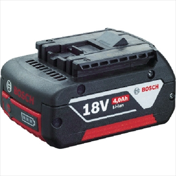 ボッシュ(株) ボッシュ バッテリー スライド式 18V4.0Ahリチウムイオン [ A1840LIB ]