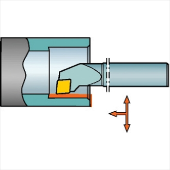 品質満点! SANDVIK [ A32TPCLNL12 サンドビック ボーリングバー ]:ダイレクトコム ~Smart-Tool館~ サンドビック(株)コロマントカンパニー-DIY・工具