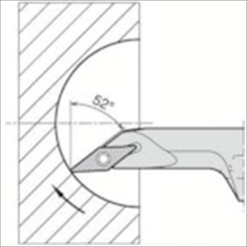 京セラ(株) KYOCERA  内径加工用ホルダ オレンジB [ A25SSVJBR1130AE ]