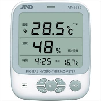 (株)エー・アンド・デイ A&D ワイヤレス温湿度計(表示機) AD5665 [ AD5665 ]