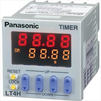 パナソニック デバイスSUNX(株) Panasonic 電子カウンタ LT4H RyDC12ー24V ネジ締め [ ATL5181 ]