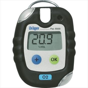 ドレーゲル・セイフティージャパン(株) Drager 単成分ガス検知警報器 パック5500 硫化水素 [ 8322011 ]