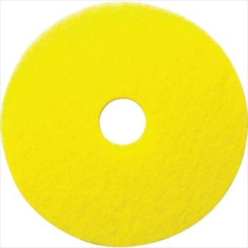 ケルヒャージャパン(株) KARCHER イエローディスクパッド 表面磨き用 432mm 5枚入り [ 95481160 ]