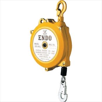 遠藤工業(株) ENDO トルクリール ラチェット機構付 ER-3A 3m オレンジB [ ER3A ]