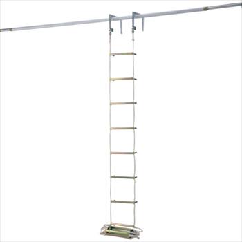 (株)ピカコーポレイション ピカ 避難用ロープはしご EK型4m オレンジB [ EK4 ]