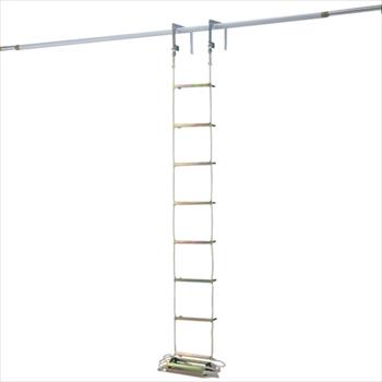 (株)ピカコーポレイション ピカ 避難用ロープはしご EK型6m オレンジB [ EK6 ]