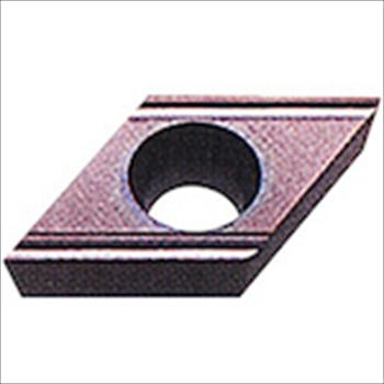 三菱マテリアル(株) MITSUBISHI 三菱K P級サーメット旋削チップ NX2525 [ DCET070202LSN ]【 10個セット 】