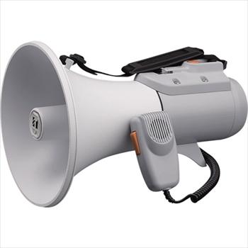 TOA(株) TOA 中型ショルダー型メガホン ホイッスル音付き [ ER2115W ]