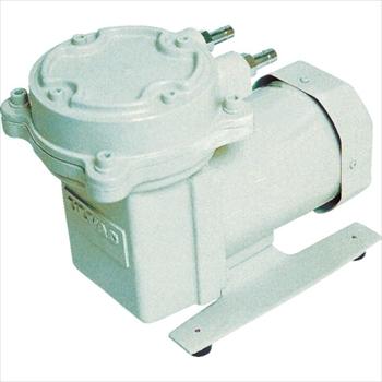 アルバック機工(株) ULVAC 単相100V ダイアフラム型ドライ真空ポンプ [ DAP30 ]
