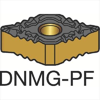 サンドビック(株)コロマントカンパニー SANDVIK サンドビック T-Max P 旋削用ネガ・チップ 1515 [ DNMG150412PF ]【 10個セット 】