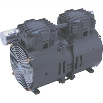 アルバック機工(株) ULVAC 単相100V 揺動ピストン型ドライ真空ポンプ [ DOP40D ]