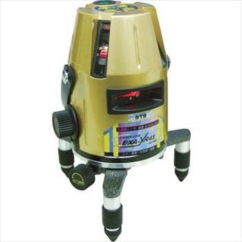 STS(株) STS 受光器対応高輝度レーザ墨出器 EXA-YR41 [ EXAYR41 ]