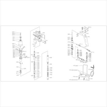 トラスコ中山(株) TRUSCO オレンジブック FTR65G用 タンク [ FTR206 ]