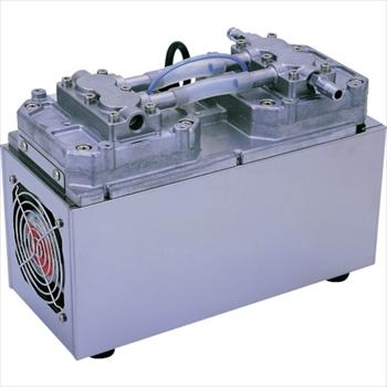 アルバック機工(株) ULVAC 単相100V ダイアフラム型ドライ真空ポンプ [ DA81SK ]