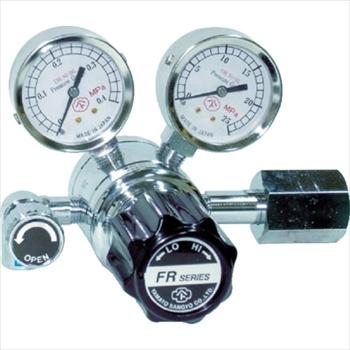 ヤマト産業(株) ヤマト 分析機用二段圧力調整器 FR-1B [ FR1BTRC13 ]