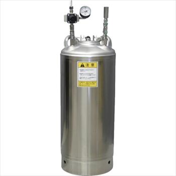 扶桑精機(株) 扶桑 スプレー用品 ステンレス液用圧送タンクCT-N20型 18リットル [ CTN20 ]