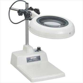 (株)オーツカ光学 オーツカ LED照明拡大鏡 ENVL-B型 4倍 オレンジB [ ENVLBX4 ]