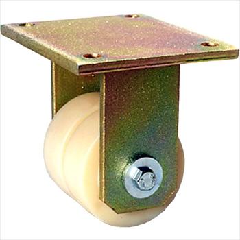 シシクSISIKUアドクライス(株) シシク 低床重荷重用双輪キャスター 固定 80径 [ BSDGSPO80K ]