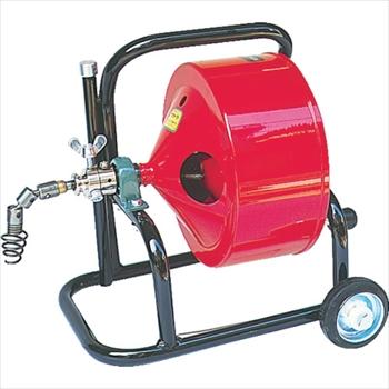 (株)ヤスダトーラー ヤスダ 排水管掃除機F4型キャスター型 [ F41012 ]