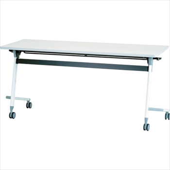 アイリスチトセ(株) アイリスチトセ フライングテーブル 1500×600×700 ホワイト [ CFVA20W ]