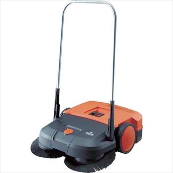 山崎産業(株) コンドル (手動型集塵機)ロードスイーパー ターボ770(手動式) [ E100 ]