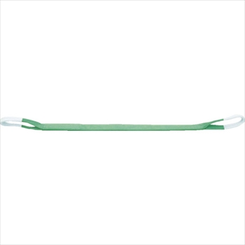 (株)キトー ポリエスターベルトスリング ベルト幅100mm 3.2t オレンジB [ BSL0323 ]