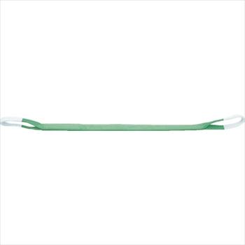 (株)キトー ポリエスターベルトスリング ベルト幅100mm 3.2t オレンジB [ BSL0326 ]