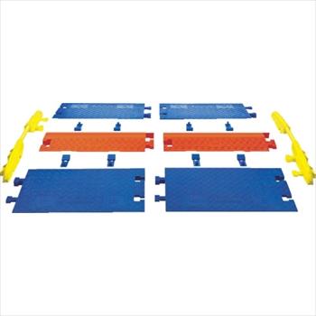 CHECKERS社 CHECKERS レール ラインバッカーケーブルプロテクタ 中重量型電線5本用 [ CPRL5GD ]