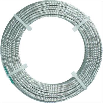 トラスコ中山(株) TRUSCO オレンジブック ステンレスワイヤロープ ナイロン被覆 Φ2.0(2.5)mmX20 [ CWC2S200 ]
