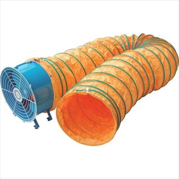 オレンジB アクアシステム(株) アクアシステム 送風機AFR-24用ダクト5m アース線付 [ D24 ]