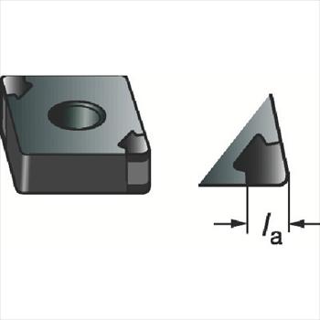 サンドビック(株)コロマントカンパニー SANDVIK サンドビック T-Max 旋削用CBNチップ 7015 [ CNGA120412S01030AWG ]【 5個セット 】