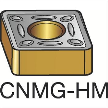 サンドビック(株)コロマントカンパニー SANDVIK サンドビック T-Max P 旋削用ネガ・チップ 2025 [ CNMG190624HM ]【 10個セット 】