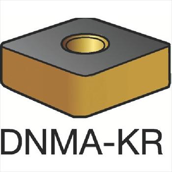 サンドビック(株)コロマントカンパニー SANDVIK サンドビック T-Max P 旋削用ネガ・チップ 3210 [ DNMA150608KR ]【 10個セット 】
