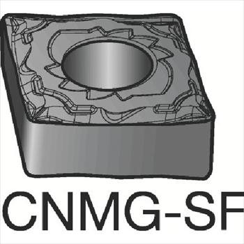 サンドビック(株)コロマントカンパニー SANDVIK サンドビック T-Max P 旋削用ネガ・チップ 1105 [ CNMG120408SF ]【 10個セット 】