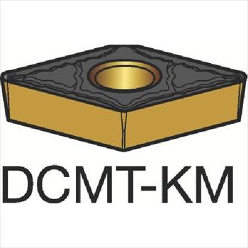 サンドビック(株)コロマントカンパニー SANDVIK サンドビック コロターン107 旋削用ポジ・チップ 3210 [ DCMT11T308KM ]【 10個セット 】