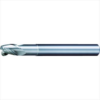 三菱マテリアル(株) MITSUBISHI 三菱K ALIMASTER超硬ラジアスエンドミル(アルミニウム合金用・S) [ C3SARBD2000N0600R320 ]