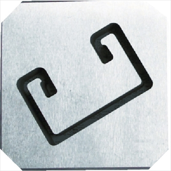 (株)小山刃物製作所 モクバ印 レースウエイカッターD用 固定刃 オレンジB [ D912 ]