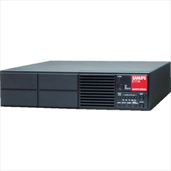 山洋電気(株) SANUPS UPS本体(1KVA(700W)5分 AC100-120V) [ E11A102B001UJ ]