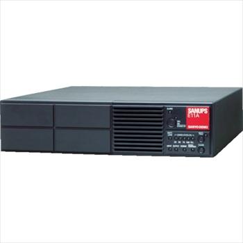 山洋電気(株) SANUPS UPS本体(1KVA(700W)5分 AC200-240V) [ E11A102B002UJ ]