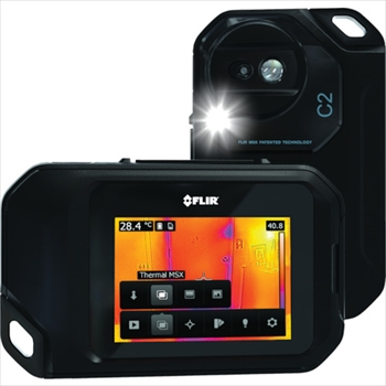 フリアーシステムズジャパン(株) FLIR コンパクトサーモグラフィカメラ C2 [ C2 ]