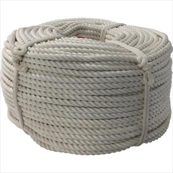(株)ユタカメイク ユタカメイク ロープ 綿ロープ巻物 9φ×200m [ C9200 ]