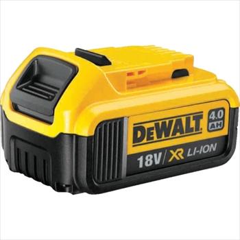 DEWALT社 デウォルト 18V リチウム充電池 4.0Ah [ DCB182JP ]