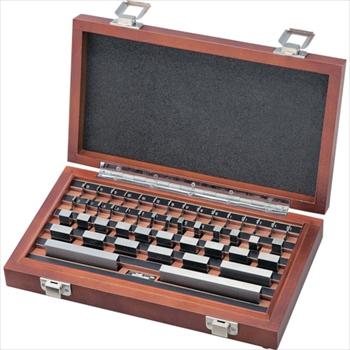 新潟精機(株) SK ブロックゲージセット 1級相当品 32個組 [ GBS132 ]