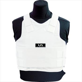 U.S. Armor社 US Armor インナーキャリア ポリコットン(女性用) ホワイト L オレンジB [ F500302FWHITEL ]