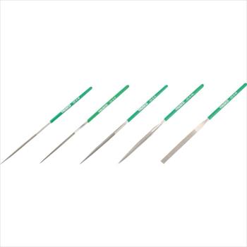 トラスコ中山(株) TRUSCO ダイヤモンドヤスリ 精密用 8本組 セット [ GS8SET ]