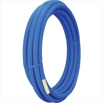 (株)タブチ TBC 保温付架橋ポリエチレン管ブルー20mm×20M [ HC20HON5B20MMAKI ]